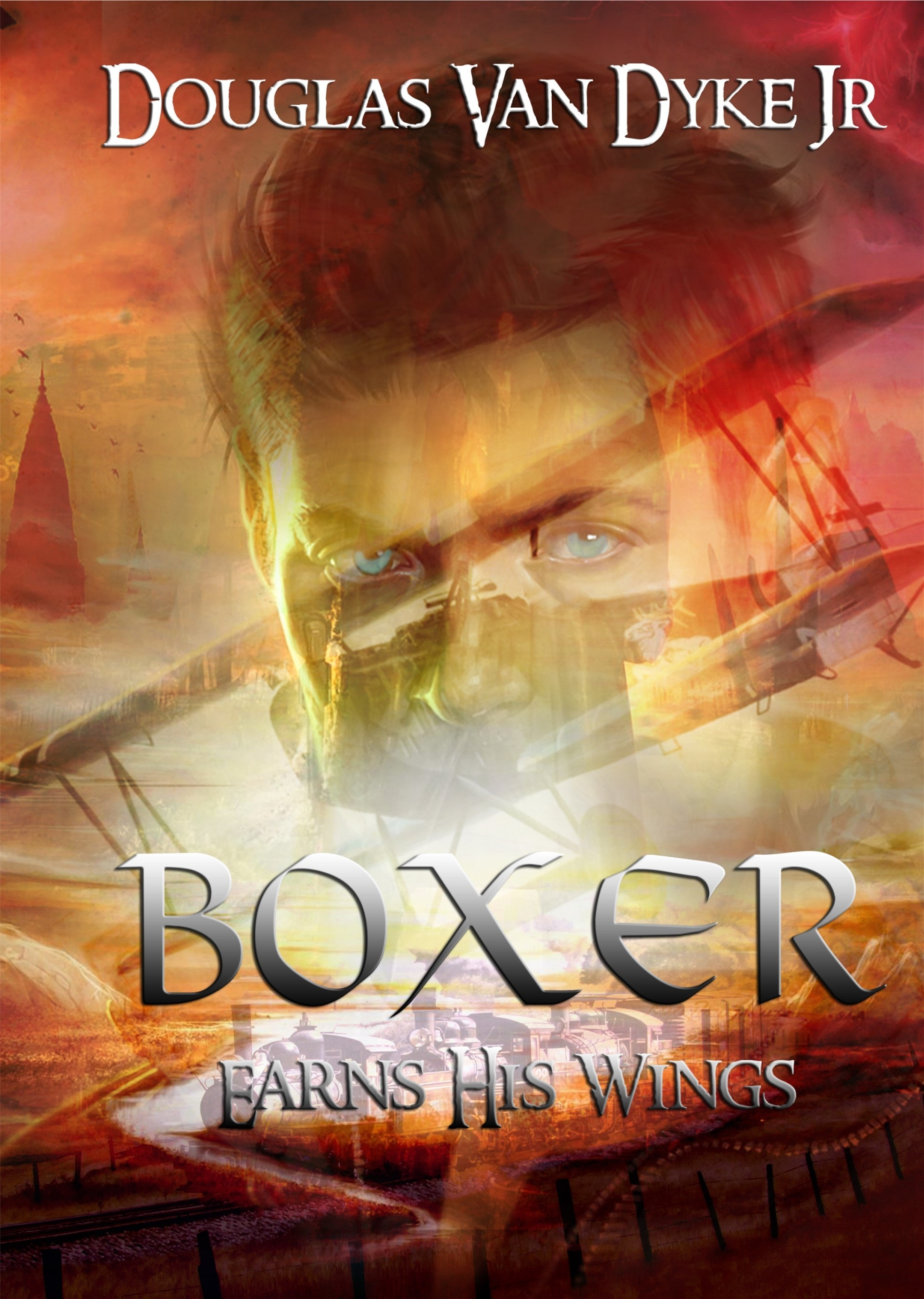 Audiobook Available: Boxer Earns His Wings